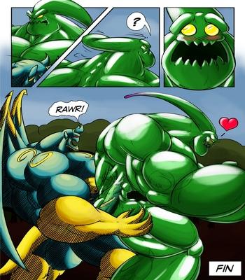 Zac-and-Galio-Transformation 15 free sex comic