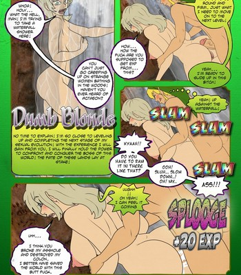 Zelda - A Link In The Ass 1 comic porn sex 010