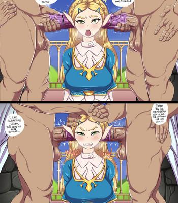 Zelda's Playtime comic porn sex 002