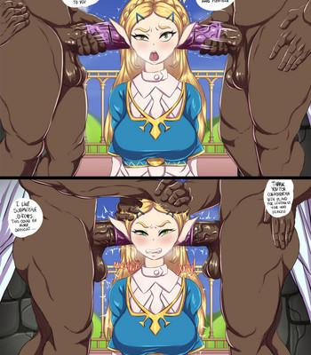 Zelda's Playtime (Black) comic porn sex 002