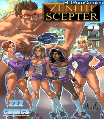Porn Comics - Zenith Scepter 2