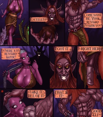 Zenn's Bidding comic porn sex 002