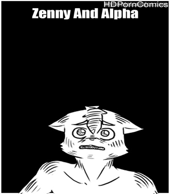 Porn Comics - Zenny And Alpha