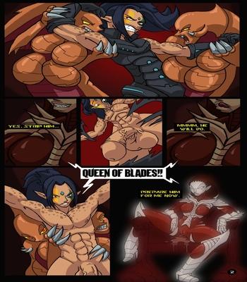 Zerg-Lush 3 free sex comic