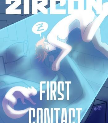 Porn Comics - Zircon – First Contact