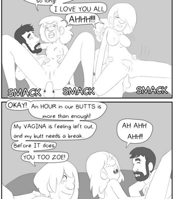 Zoe The Vampire comic porn sex 173