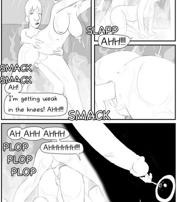 Zoe The Vampire comic porn sex 175