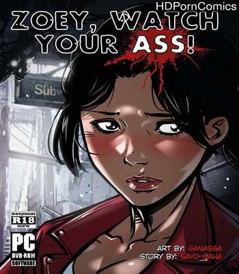 Porn Comics - Zoey Watch Your Ass