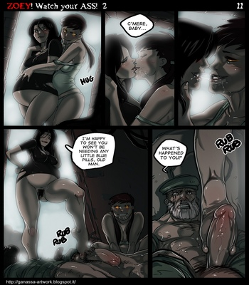 Zoey-Watch-Your-Ass 16 free sex comic