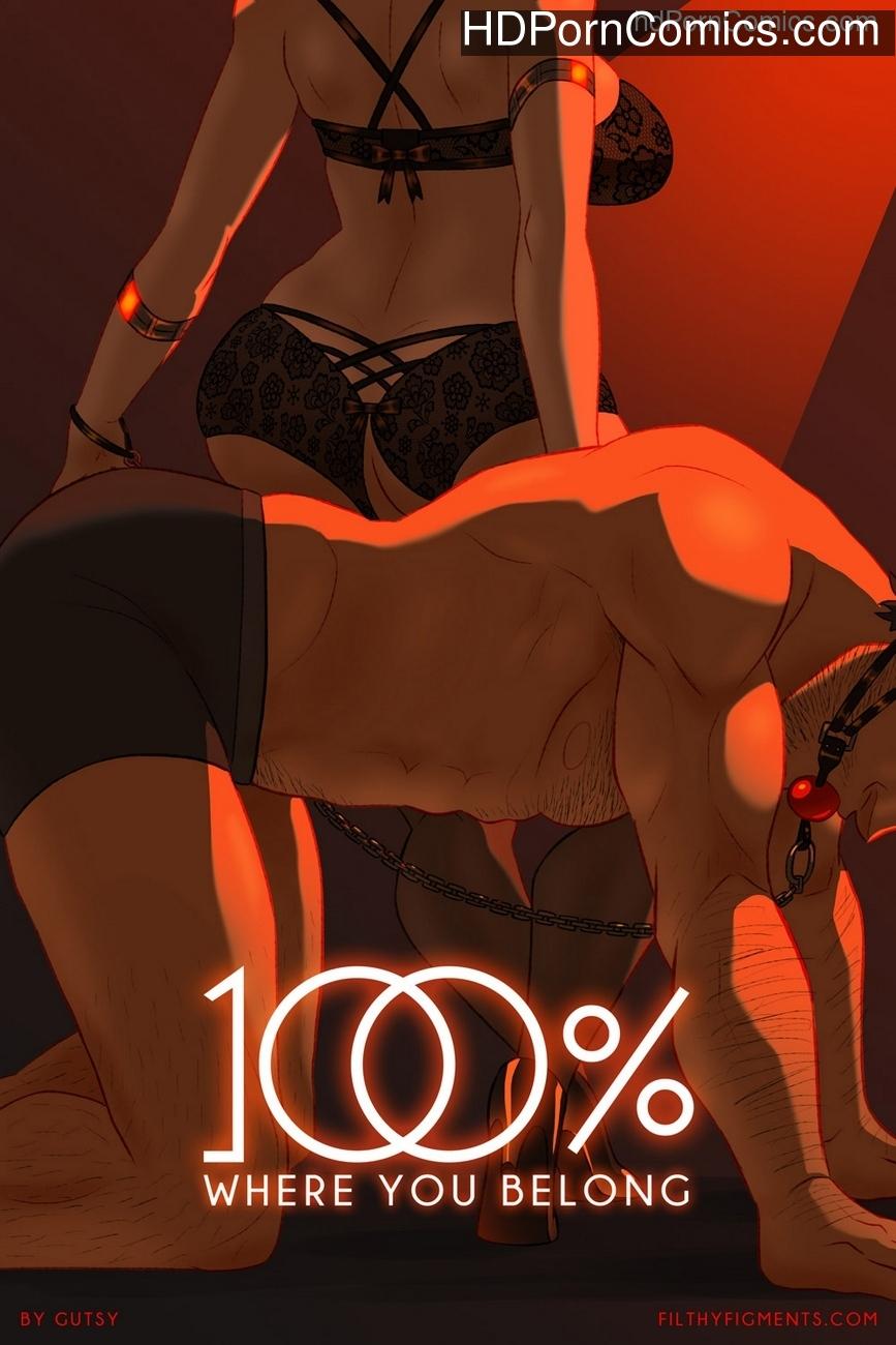 100 Percent 2 comic porn