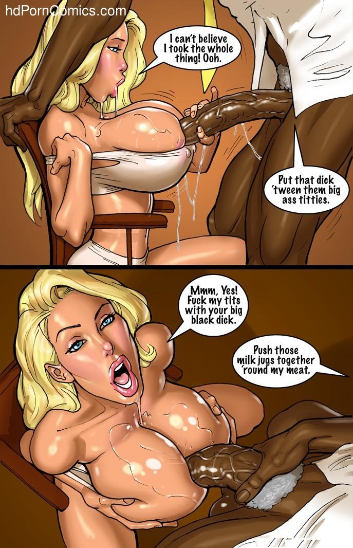 2 Hot Blondes Hunt For Big Black Cocks 105 free sex comic