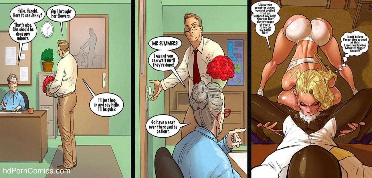 2 Hot Blondes Hunt For Big Black Cocks 126 free sex comic