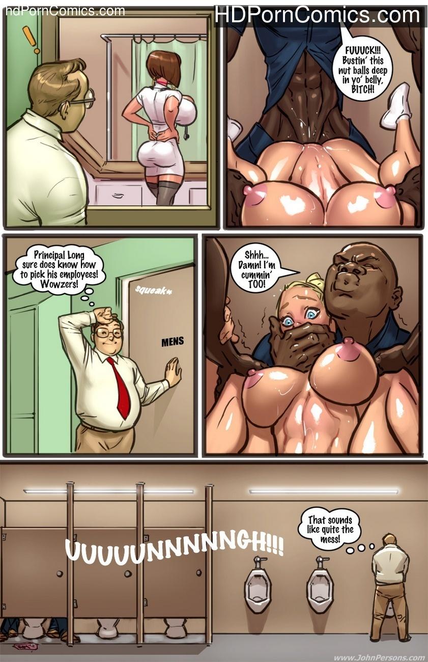 2 Hot Blondes Hunt For Big Black Cocks 131 free sex comic
