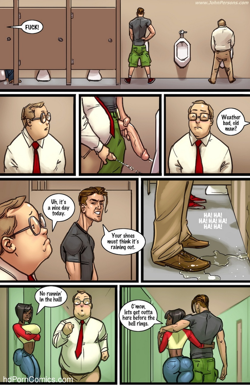 2 Hot Blondes Hunt For Big Black Cocks Sex Comic