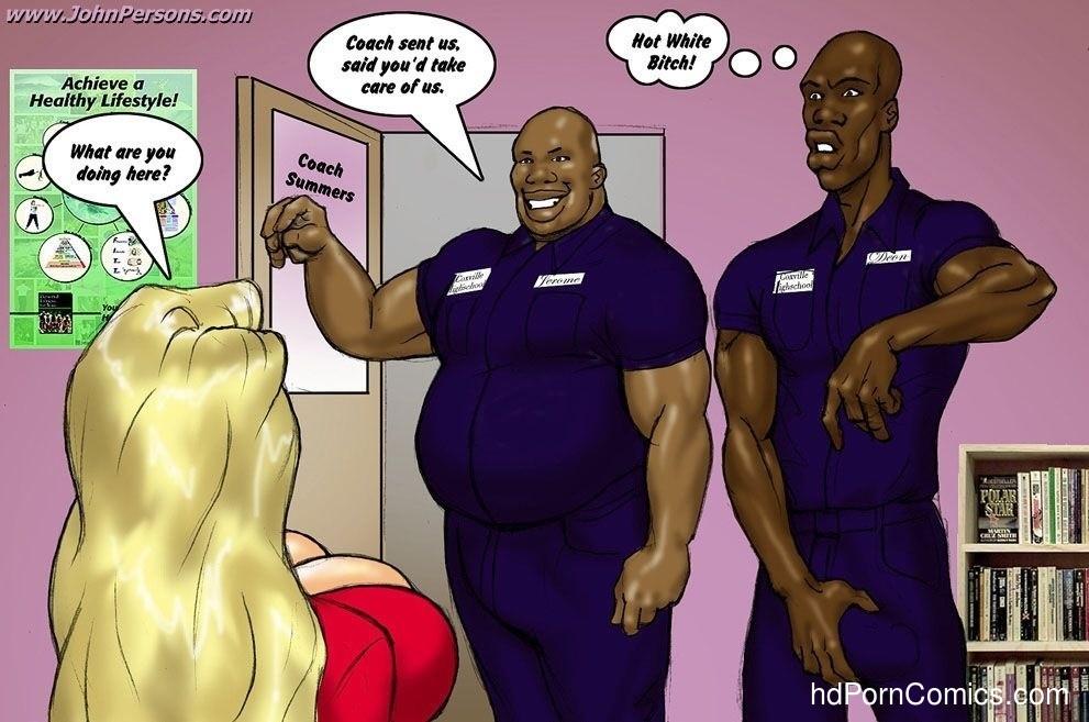 2 Hot Blondes Hunt For Big Black Cocks 20 free sex comic