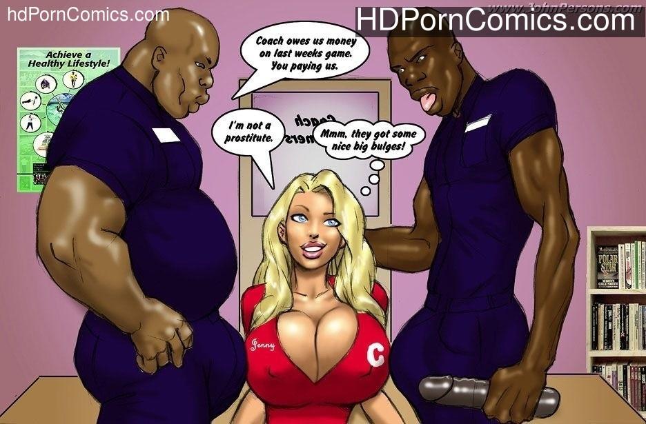 2 Hot Blondes Hunt For Big Black Cocks 21 free sex comic