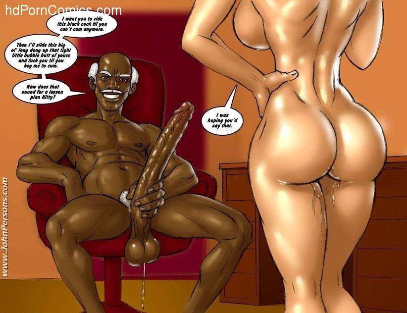 2 Hot Blondes Hunt For Big Black Cocks 48 free sex comic
