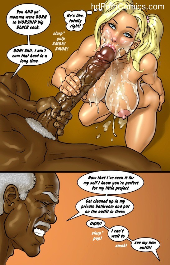 2 Hot Blondes Hunt For Big Black Cocks 78 free sex comic