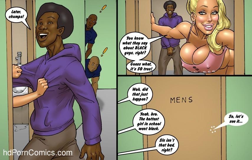 2 Hot Blondes Hunt For Big Black Cocks 90 free sex comic