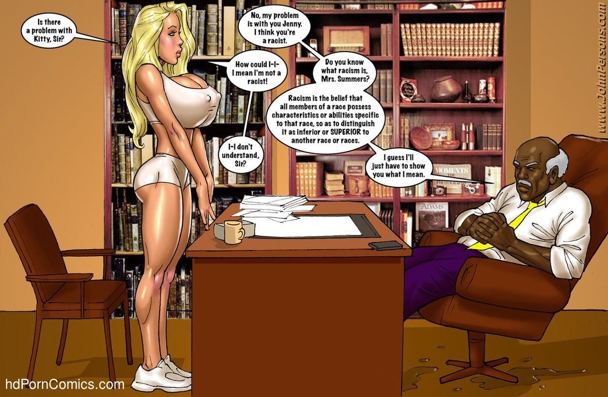 2 Hot Blondes Hunt For Big Black Cocks 94 free sex comic