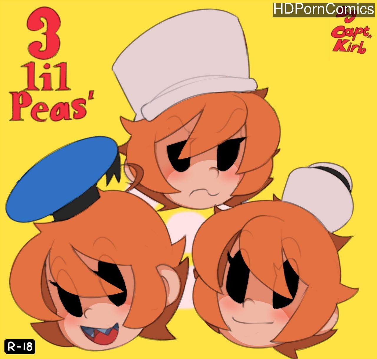 3-Lil-Peas 1 free porn comics