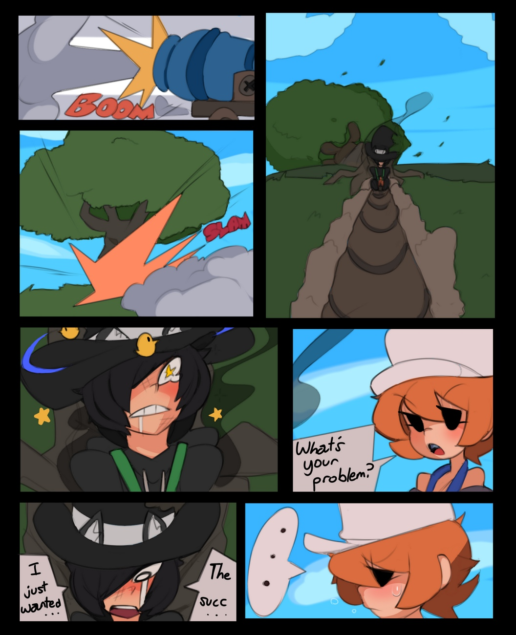 3-Lil-Peas 9 free sex comic