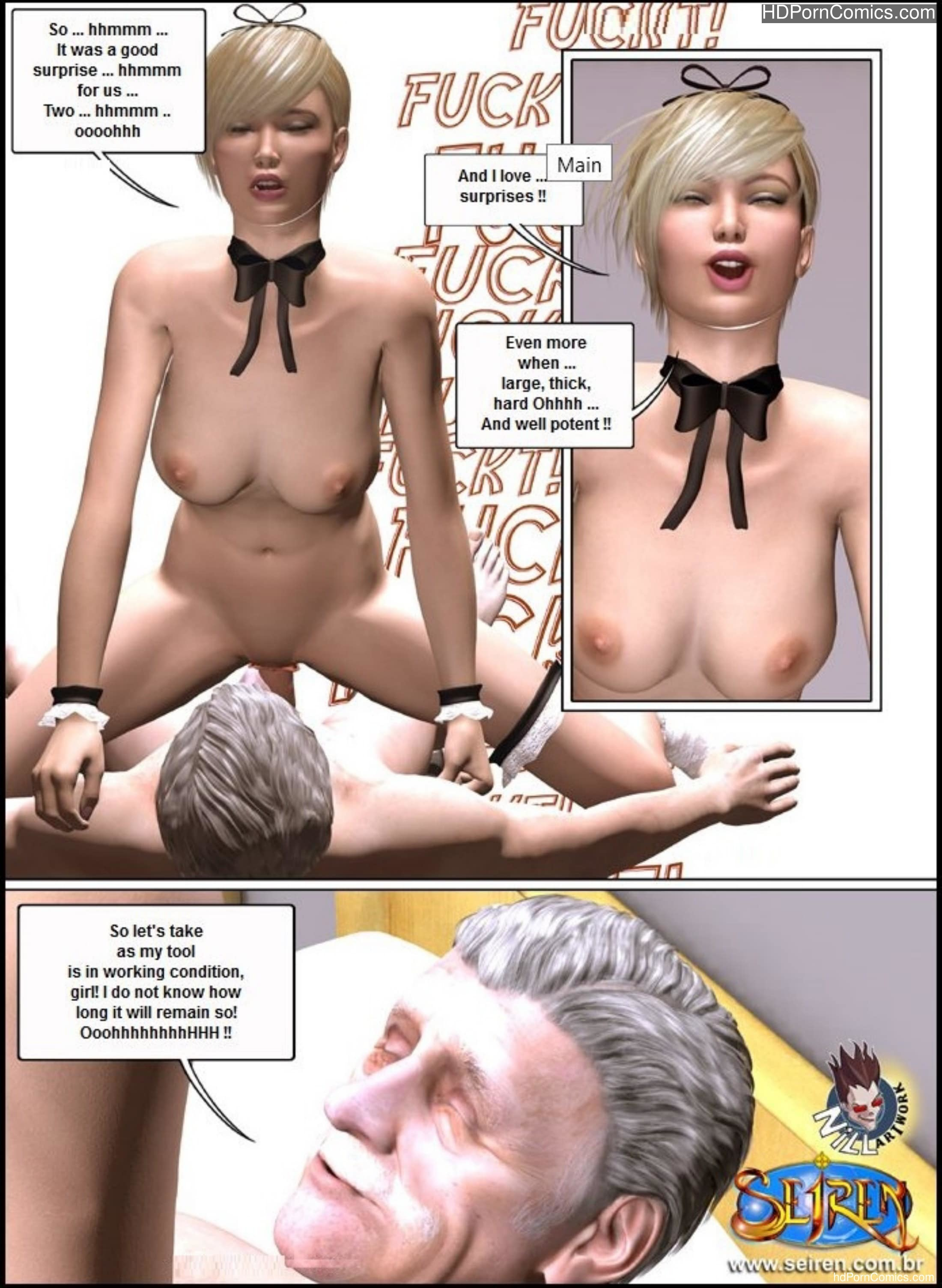 3D-Seiren – Double Surprise11 free sex comic