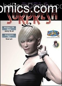 3D-Seiren – Double Surprise free Porn Comic