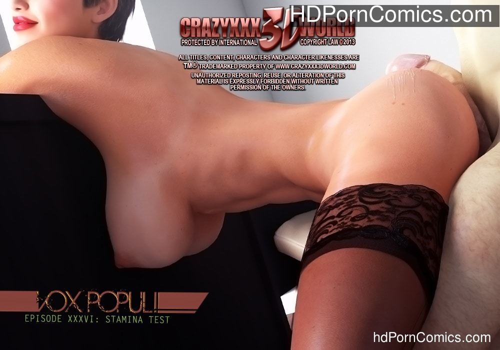 3D-VOX POPULI EPISODE 361 free sex comic