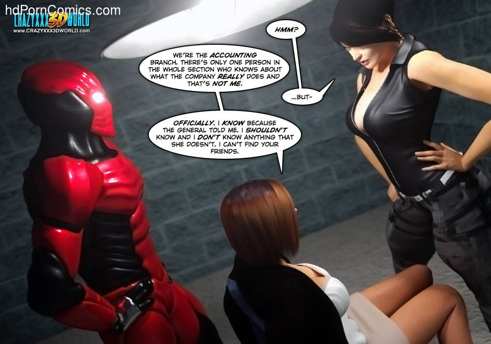 3D-VOX POPULI EPISODE 3630 free sex comic