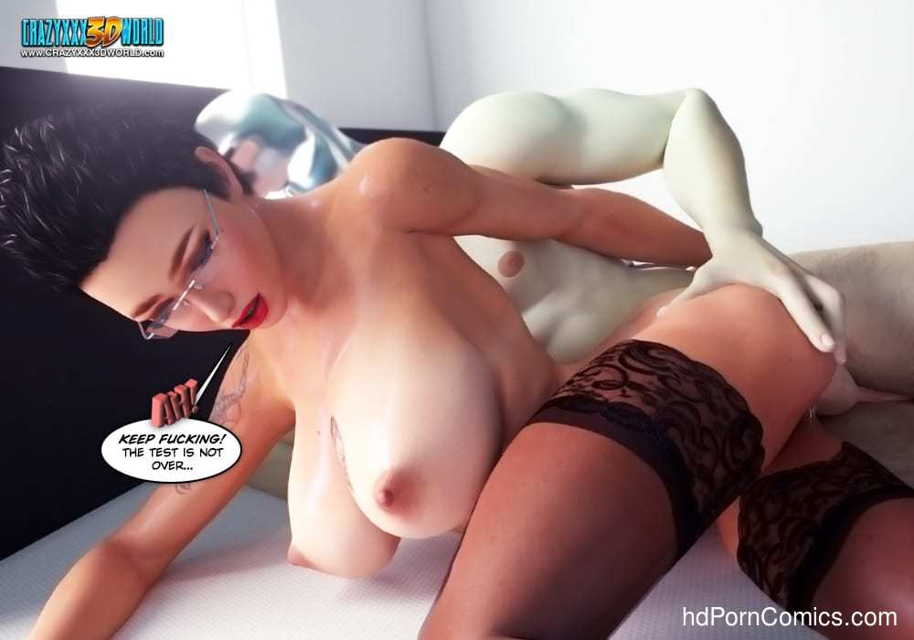 3D-VOX POPULI EPISODE 365 free sex comic
