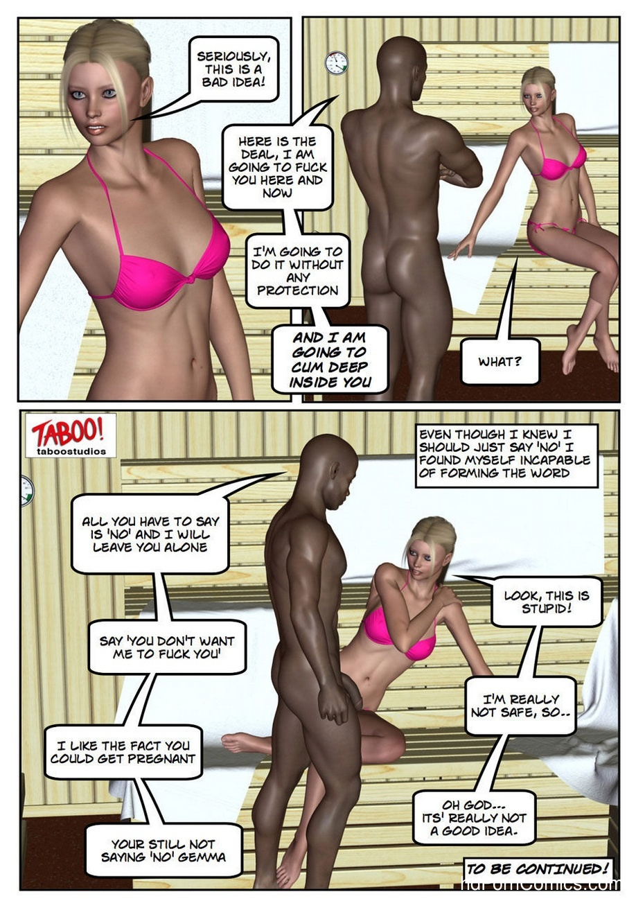50 Shades Of Black 3 Sex Comic