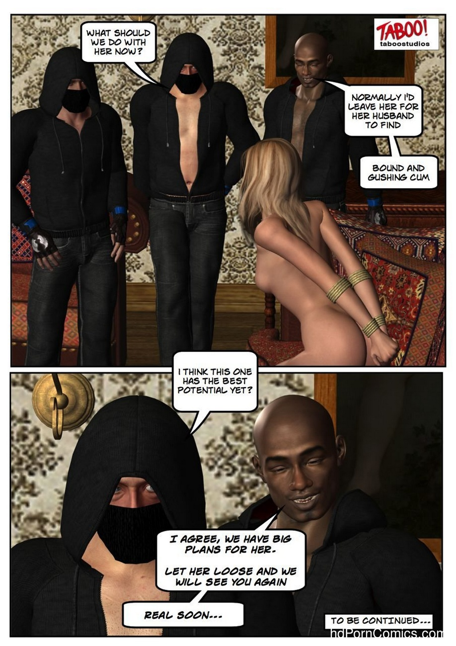 50 Shades Of Black 4 Sex Comic