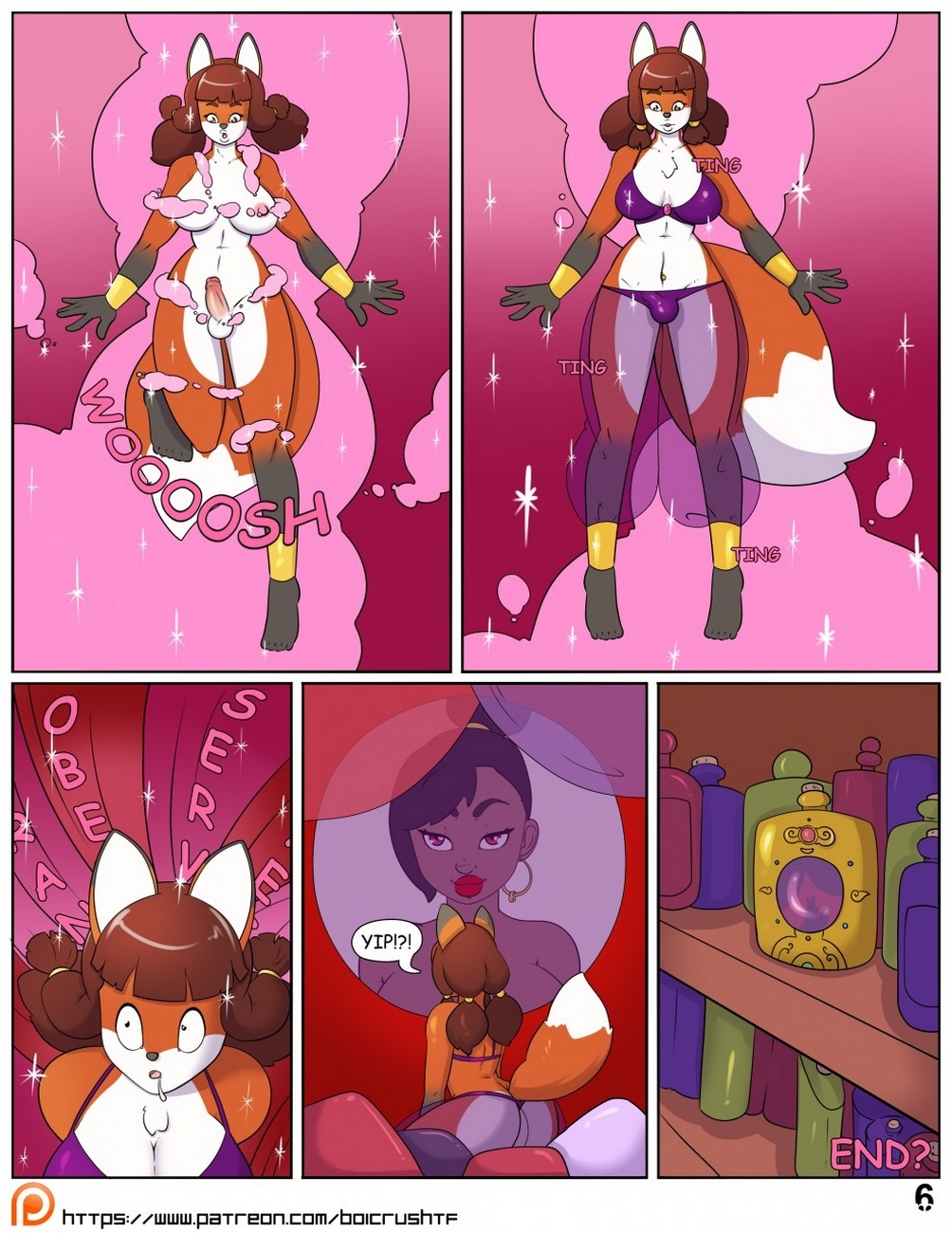 A Cure Full Of Wishes 7 free sex comic