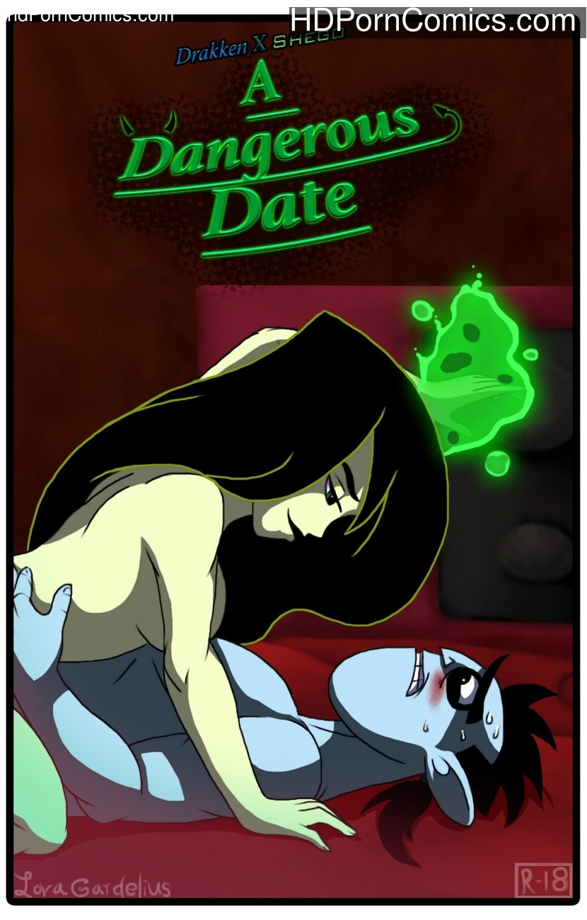 A Dangerous Date 1 Sex Comic