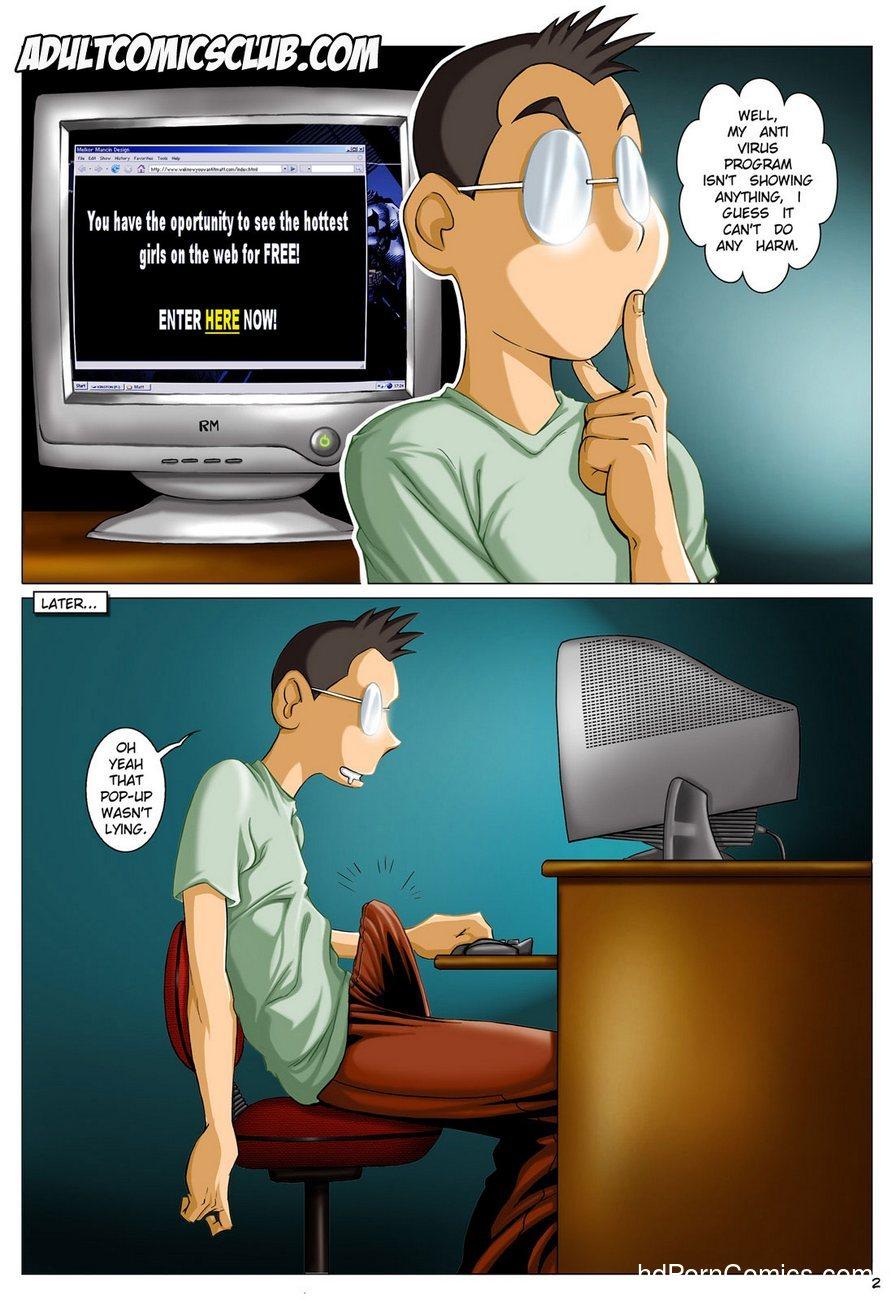 A Geek's Life 1 3 free sex comic