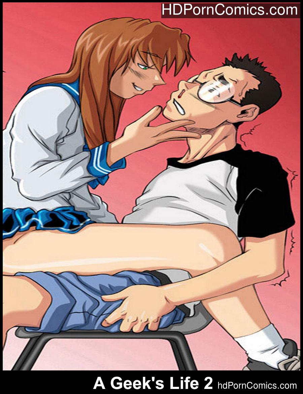 A Geek's Life 2 1 free sex comic