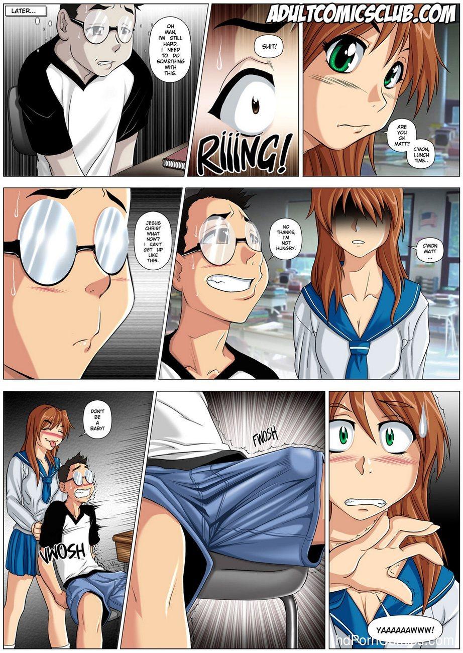 A Geek's Life 2 3 free sex comic