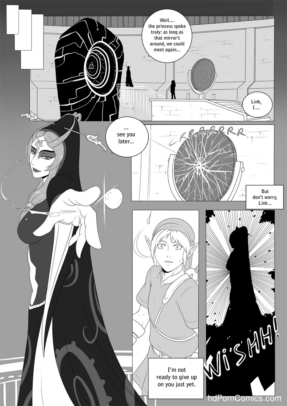 A Link Between Girls 2 - Queen Midna 17 free sex comic