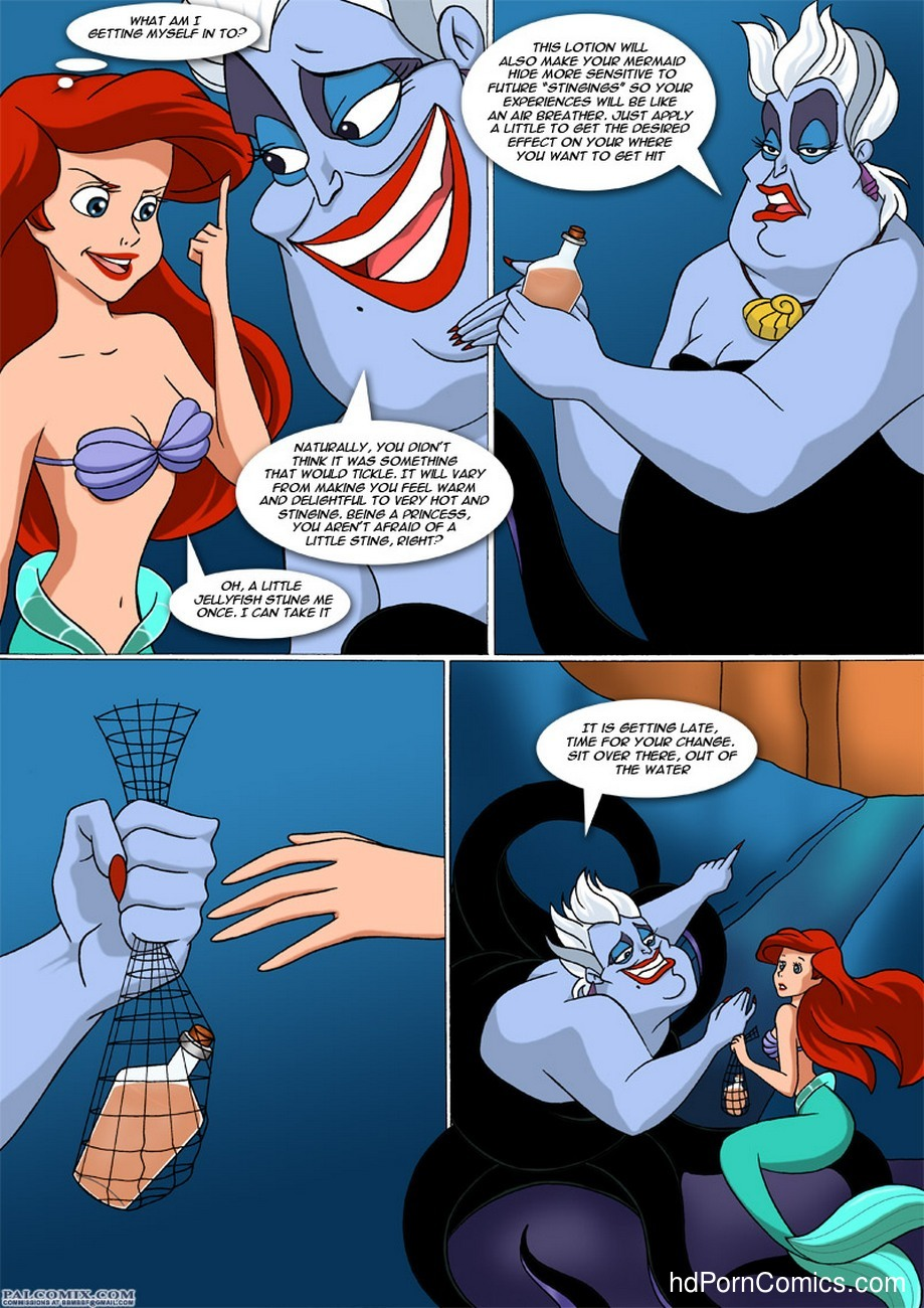 A New Discovery For Ariel 15 free sex comic