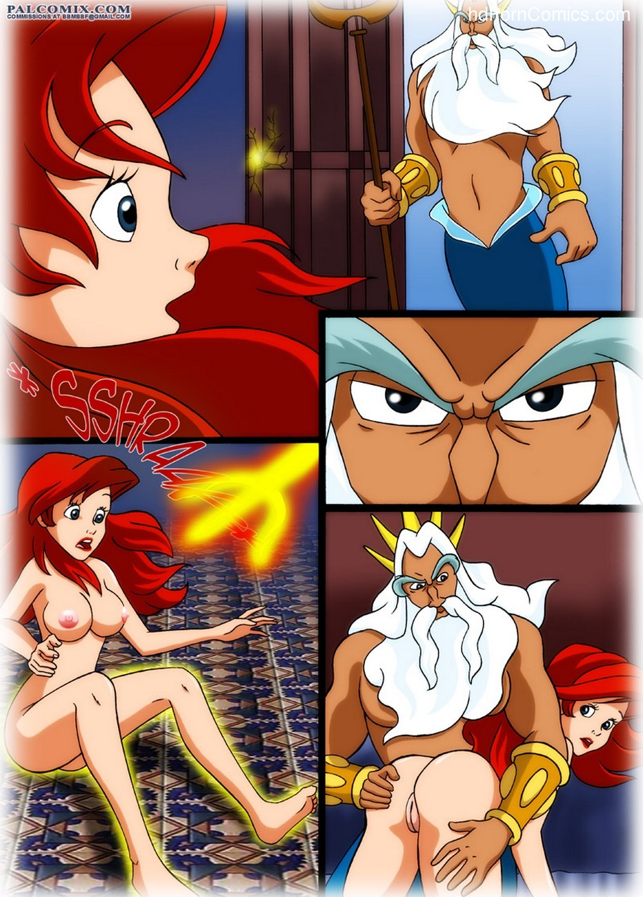 A New Discovery For Ariel 4 free sex comic