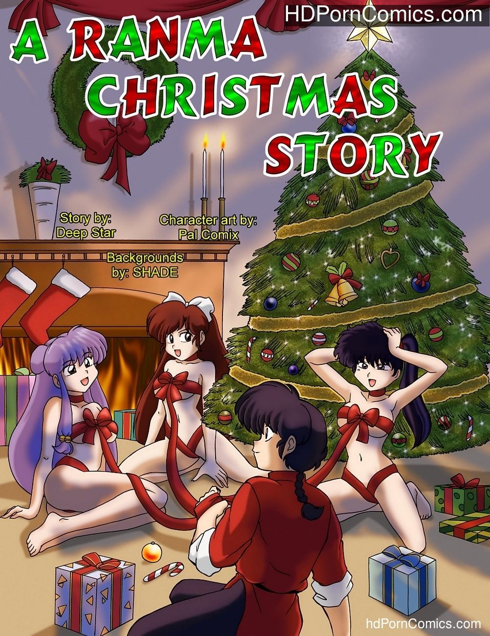 A Ranma Christmas Story Sex Comic