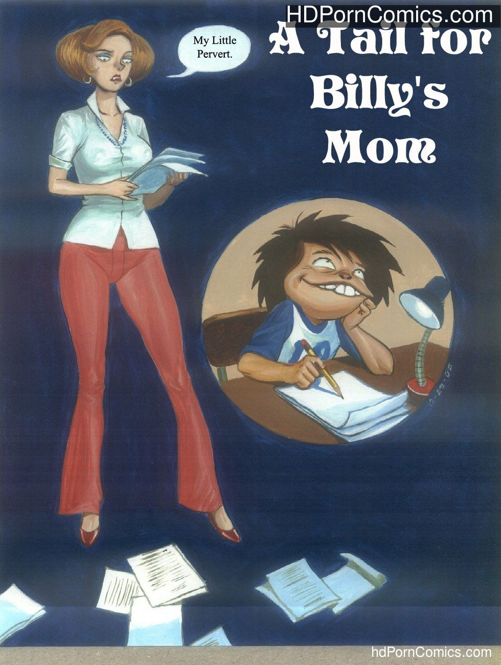 A Tail For Billy's Mom Sex Comic