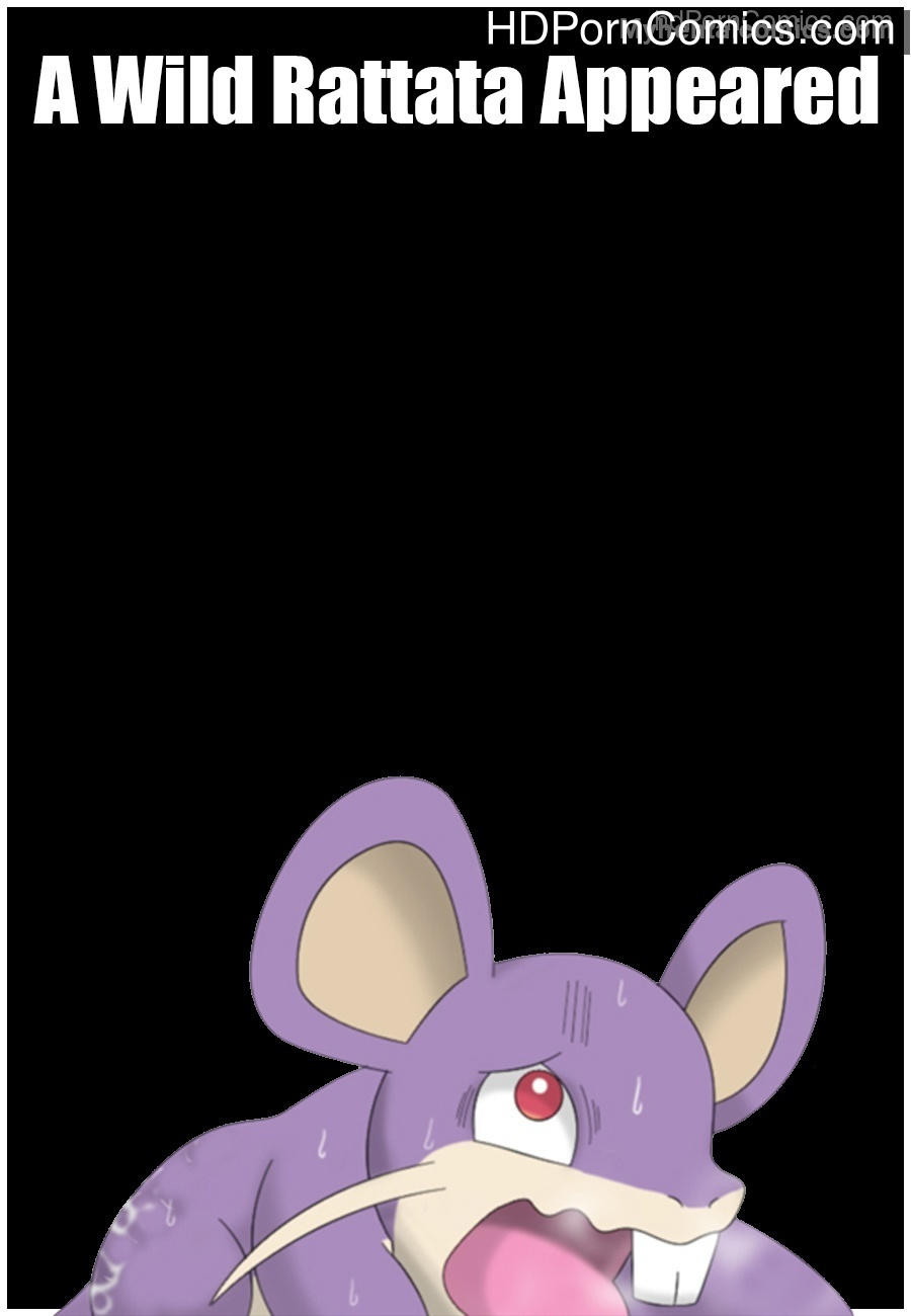 A Wild Rattata Appeared Sex Comic