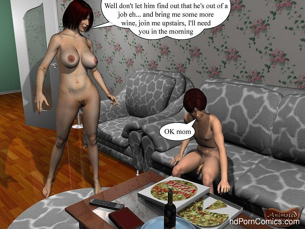 ANIMATEDINCEST-RELAX WITH SON32 free sex comic
