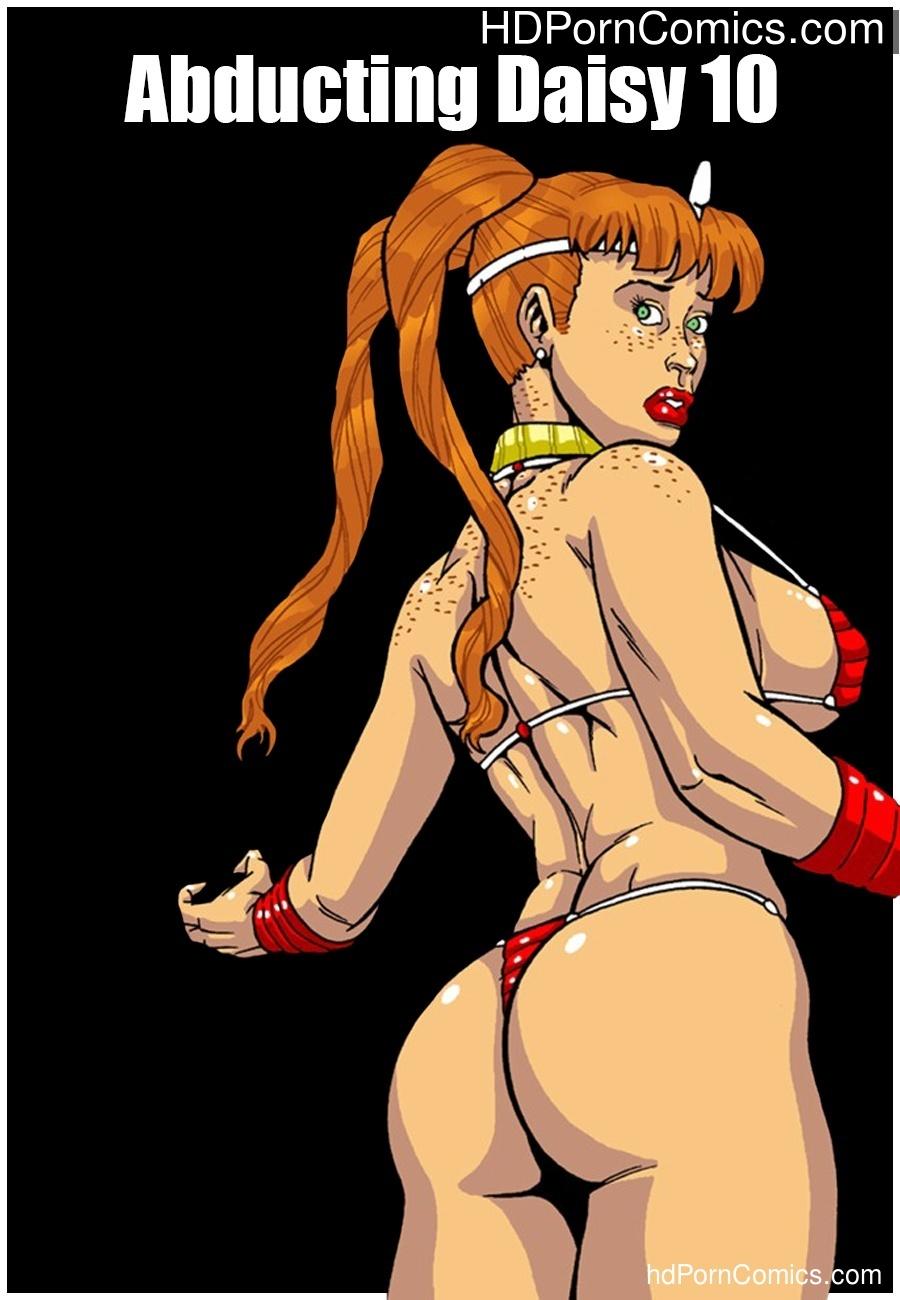 Abducting Daisy 10 Sex Comic