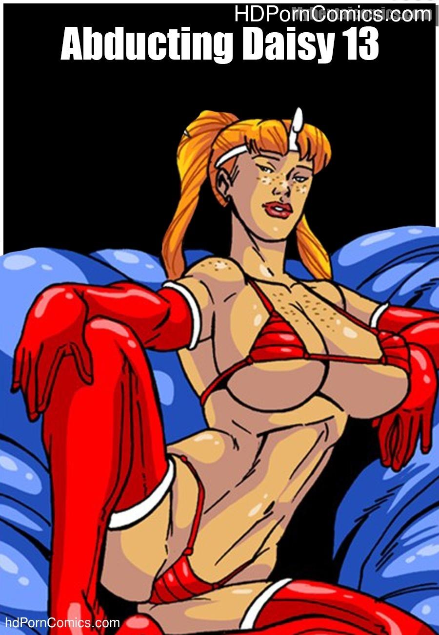 Abducting Daisy 13 Sex Comic