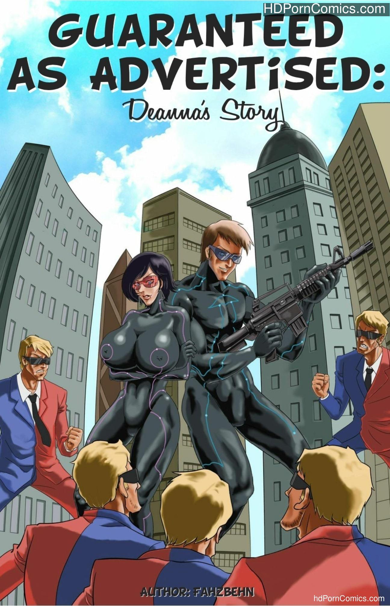 Adult comics-Guaranteed as Advertised Deanna's Story1 free sex comic