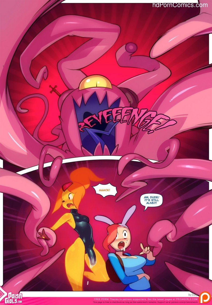 Adventure Time - Inner Fire 20 free sex comic