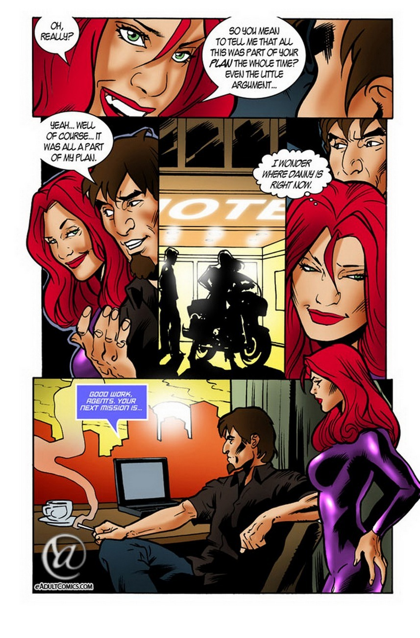 Agents 69 3 Sex Comic